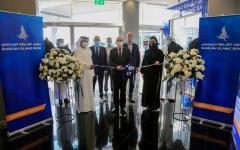 الصورة: الصورة: مصرف الشارقة الإسلامي يفتتح الفرع الجديد في الطوار بدبي