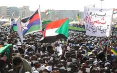 الصورة: الصورة: «السيادة السوداني»: إنجاح السلام أهم تحديات المرحلة الانتقالية