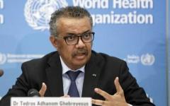 الصورة: الصورة: إثيوبيا تتهم مدير الصحة العالمية بدعم متمردي تيغراي