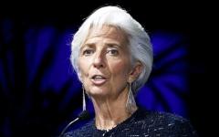 الصورة: الصورة: لاغارد: المركزي الأوروبي لن يفلس حتى لو تكبد خسائر