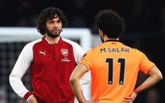 الصورة: الصورة: بيان من اتحاد الكرة المصري بخصوص صلاح والنني