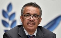 """الصورة: الصورة: مدير الصحة العالمية يرد على """"هجوم"""" إثيوبيا"""