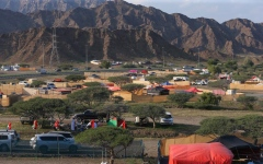 الصورة: الصورة: منع إقامة المخيمات والكرفانات في الفجيرة