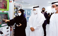 الصورة: الصورة: «صحة دبي» تعزّز خدماتها بــ«eWallet» للدفع المالي الذكي