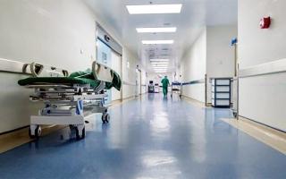الصورة: الصورة: أرضيات المستشفيات  تنقل العدوى