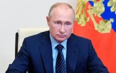 الصورة: الصورة: بوتين يؤكد استعداد روسيا لتقديم لقاح كورونا لجميع البلدان