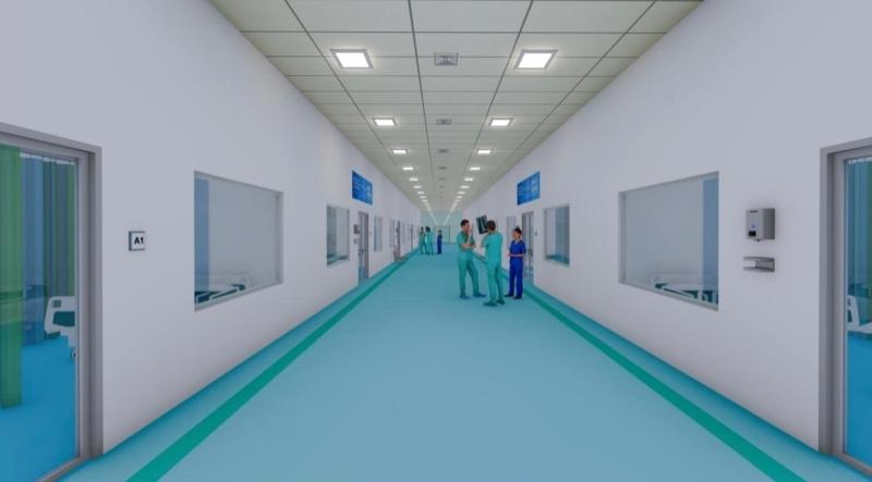 الصورة : البداد كابيتال » أنشأت مستشفيات بتجهيزات حديثة في 27 دولة | من المصدر