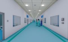 الصورة: الصورة: 114 مستشفى ميدانياً في 27 دولة تحمل علامة «صنع في الإمارات»
