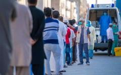 الصورة: الصورة: 224 إصابة جديدة وتعافي 489 حالة.. السعودية في طريقها للقضاء على كورونا