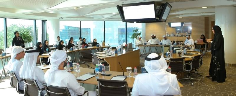 """الصورة : إحدى فعاليات """"دبي للمشاريع الناشئة"""" قبل بدء الجائحة ــ من المصدر"""