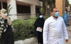 الصورة: الصورة: مصر تسجل 351 إصابة جديدة بفيروس كورونا