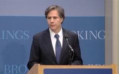 الصورة: الصورة: بايدن يعتزم تعيين بلينكين وزيرا للخارجية