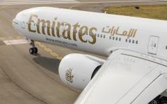 الصورة: الصورة: طيران الإمارات تقدم تغطية تأمينية شاملة للمسافرين على رحلاتها