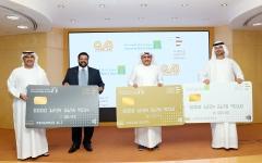 الصورة: الصورة: شراكة بين «دبي التجاري» و«قوة البرق» لإصدار بطاقات الدرهم الإلكتروني