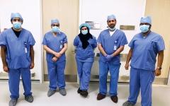 الصورة: الصورة: «المنظار اللولبي» يوفر تقنية جديدة ورائدة في مجال مناظير الأمعاء