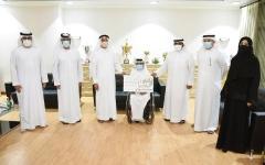 الصورة: الصورة: «أوقاف دبي» تدعم نادي أصحاب الهمم بـ3.2 ملايين درهم