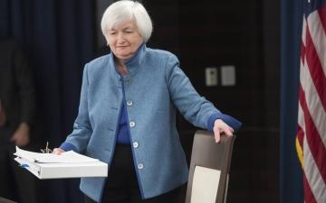 الصورة: الصورة: من هي جانيت يلين.. أول امرأة تتولى منصب وزير الخزانة في الحكومة الأمريكية