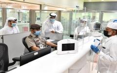 الصورة: الصورة: رئيس نيابة الجنسية والإقامة في دبي لـ «البيان»: 80 % انخفاض جرائم تزوير عقود إيجار السكن