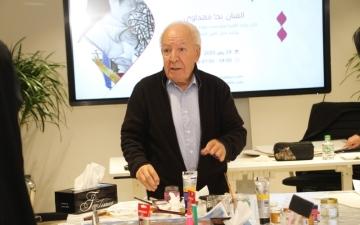 الصورة: الصورة: خولة السويدي: الإمارات أولت المبدعين والمفكرين اهتماماً لافتاً