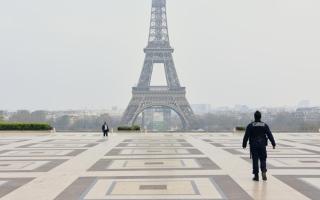 الصورة: الصورة: فرنسا تعلن رفع الإغلاق 15 ديسمبر