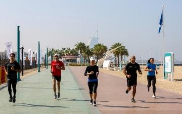الصورة: الصورة: تحدي دبي للجري 2020  دعوة لمشاركة قياسية الجمعة