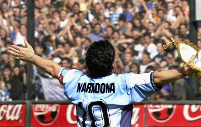 صورة مارادونا.. أسطورة تفارق الحياة – الرياضي – ملاعب دولية