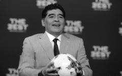 الصورة: الصورة: الأرجنتين تعلن الحداد 3 أيام بعد رحيل مارادونا