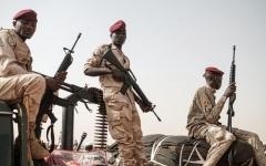 الصورة: الصورة: السودان: زيارة الوفد الإسرائيلي ذات طبيعة عسكرية