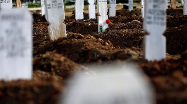 صورة اكتشاف رفات 4500 جثة بمقبرة إسلامية في إسبانيا – فكر وفن – الصفحة الأخيرة