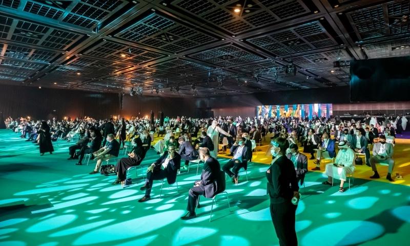 الصورة : مركز دبي التجاري العالمي يضع صحة وسلامة جميع العارضين والمشاركين والزوار لأسبوع جيتكس للتقنية على قمة أولوياته | البيان