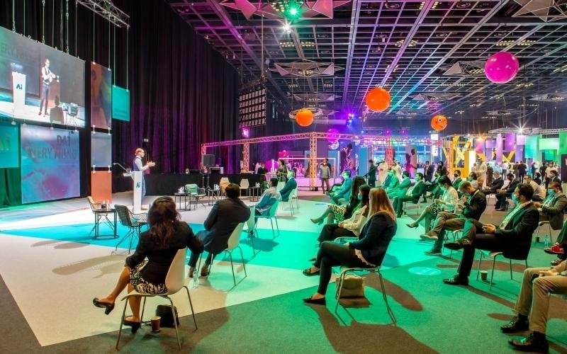 الصورة: الصورة: 1200 شركة تعرض أحدث ابتكارتها في «جيتكس للتقنية»