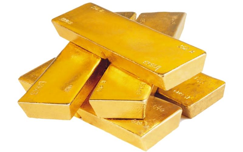 الصورة: الصورة: الذهب يصعد لأعلى مستوى في أسبوع