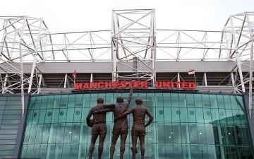 """الصورة: الصورة: نهاية هجوم """"الهاكرز"""" على مانشستر يونايتد"""
