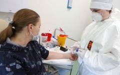 الصورة: الصورة: روسيا تبدأ التطعيم الجماعي ضد كورونا بلقاح سبوتنك-في