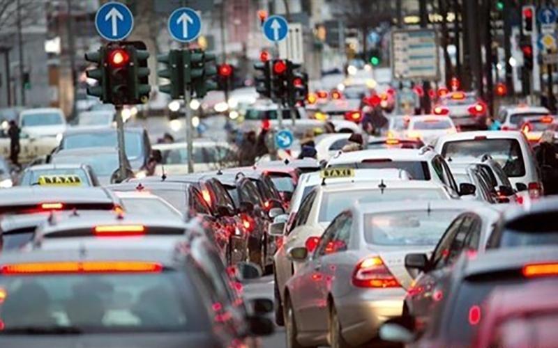 الصورة: الصورة: ارتفاع عدد السيارات في شوارع ألمانيا رغم تباطؤ المبيعات