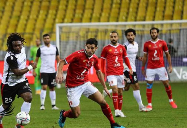 صورة الأهلي يكمل الثلاثية بالتتويج بكأس مصر – الرياضي – ملاعب عربية