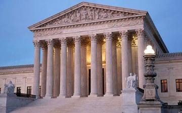 الصورة: الصورة: المحكمة العليا ترفض استئناف ترامب بشأن نتائج الانتخابات في بنسلفانيا