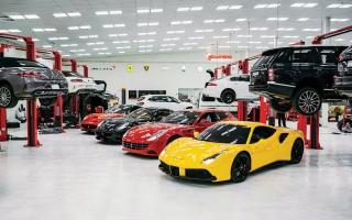 الصورة: الصورة: «رويال سويس لخدمات السيارات» تفتتح منشأة حديثة في دبي