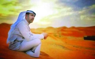 الصورة: الصورة: جمال سالم يفتح عينيه على الدراما الخليجية في رمضان