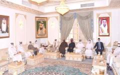 الصورة: الصورة: مسلم بن حم يطلق مجلسه الذكي لتقديم أفكار استعداد الإمارات لـ 50 سنة المقبلة