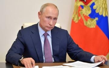الصورة: الصورة: أخيراً.. بوتين يهنئ بايدن على فوزه بالانتخابات الرئاسية
