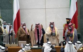 أمير الكويت: لم يعد هنالك متسع لهدر الوقت في الصراعات وافتعال الأزمات