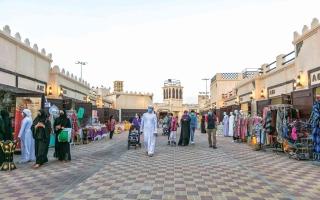 الصورة: الصورة: «ذاكرة الوطن» في مهرجان الشيخ زايد جناح يربط الحاضر بالماضي