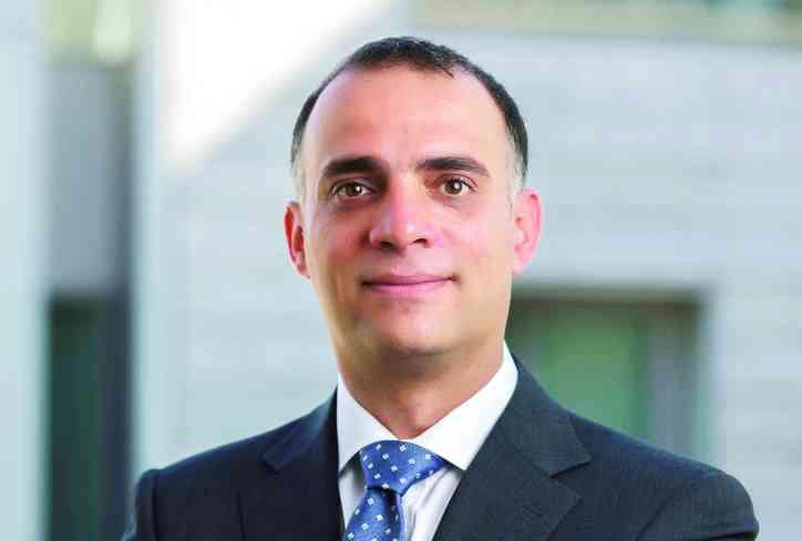 الصورة : سيف فكري، الرئيس التنفيذي لشركة شيميرا كابيتال
