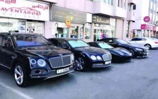 الصورة: الصورة: 4.4 مليارات سوق تصدير السيارات المستعملة من الإمارات سنوياً