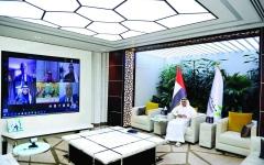 الصورة: الصورة: استعراض تجربة الإمارات في مواجهة «كوفيد 19»