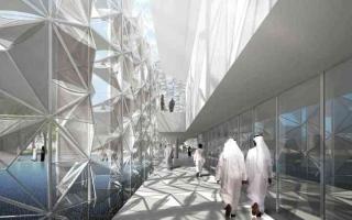 الصورة: الصورة: دبي تلهم العالم أساليب فنية عربية