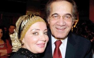 الصورة: الصورة: الفنانة المصرية شهيرة: عائلتي أصيبت بكورونا