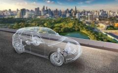 الصورة: الصورة: «إل جي» و«ماغنا» تتوسعان في سوق المركبات الكهربائية