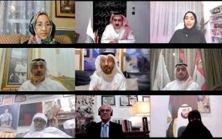 الصورة: الصورة: ندوة بمركز زايد للدراسات حول النشر الإلكتروني